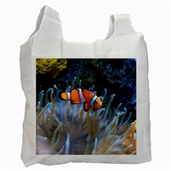 Clownfish 2 Recycle Bag (one Side) by trendistuff
