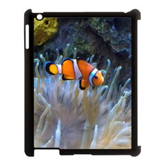 Clownfish 2 Apple Ipad 3/4 Case (black) by trendistuff