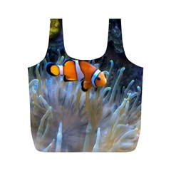 Clownfish 2 Full Print Recycle Bags (m)  by trendistuff