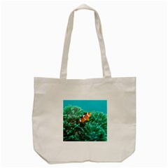 Clownfish 3 Tote Bag (cream) by trendistuff