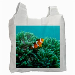 Clownfish 3 Recycle Bag (one Side) by trendistuff