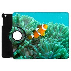 Clownfish 3 Apple Ipad Mini Flip 360 Case by trendistuff