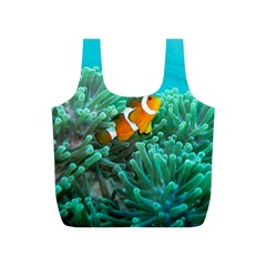 Clownfish 3 Full Print Recycle Bags (s)  by trendistuff