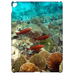 Coral Garden 1 Apple Ipad Pro 12 9   Hardshell Case by trendistuff