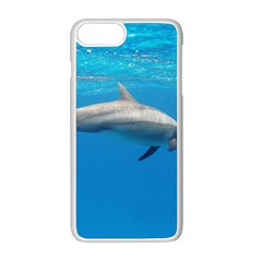 Dolphin 3 Apple Iphone 8 Plus Seamless Case (white) by trendistuff