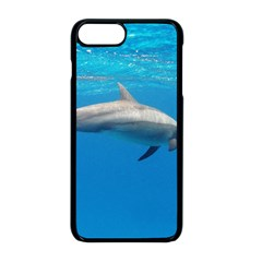 Dolphin 3 Apple Iphone 8 Plus Seamless Case (black) by trendistuff