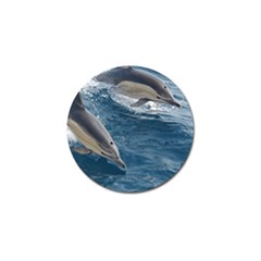 Dolphin 4 Golf Ball Marker (10 Pack) by trendistuff