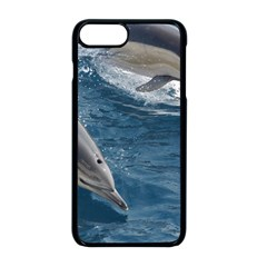 Dolphin 4 Apple Iphone 8 Plus Seamless Case (black) by trendistuff