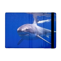 Great White Shark 4 Apple Ipad Mini Flip Case by trendistuff