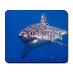 Great White Shark 5 Large Mousepads