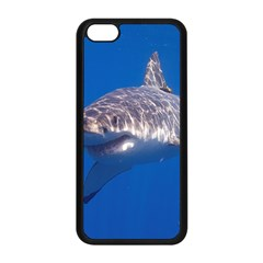 Great White Shark 5 Apple Iphone 5c Seamless Case (black) by trendistuff