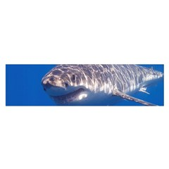 Great White Shark 5 Satin Scarf (oblong) by trendistuff