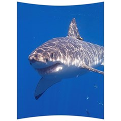 Great White Shark 5 Back Support Cushion by trendistuff