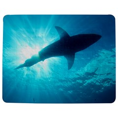 Great White Shark 6 Jigsaw Puzzle Photo Stand (rectangular) by trendistuff
