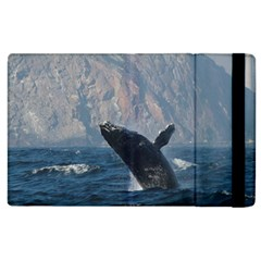 Humpback 1 Apple Ipad 3/4 Flip Case by trendistuff