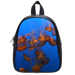 Jellyfish Aquarium School Bag (small) by trendistuff