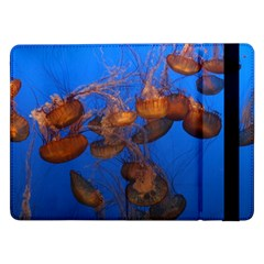 Jellyfish Aquarium Samsung Galaxy Tab Pro 12 2  Flip Case by trendistuff