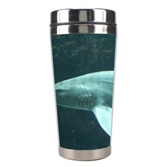 Leopard Shark Stainless Steel Travel Tumblers by trendistuff