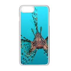 Lionfish 2 Apple Iphone 8 Plus Seamless Case (white) by trendistuff
