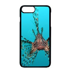 Lionfish 2 Apple Iphone 8 Plus Seamless Case (black) by trendistuff