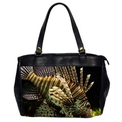 Lionfish 3 Office Handbags (2 Sides)  by trendistuff