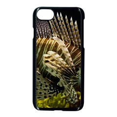 Lionfish 3 Apple Iphone 8 Seamless Case (black) by trendistuff