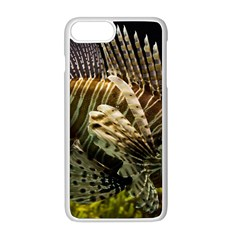 Lionfish 3 Apple Iphone 8 Plus Seamless Case (white) by trendistuff