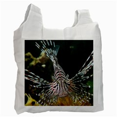 Lionfish 4 Recycle Bag (two Side)  by trendistuff