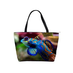 Mandarinfish 1 Shoulder Handbags by trendistuff