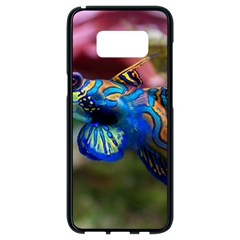 Mandarinfish 1 Samsung Galaxy S8 Black Seamless Case by trendistuff