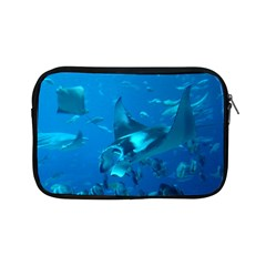 Manta Ray 2 Apple Ipad Mini Zipper Cases by trendistuff
