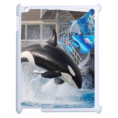 Orca 1 Apple Ipad 2 Case (white) by trendistuff
