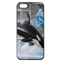 Orca 1 Apple Iphone 5 Seamless Case (black) by trendistuff