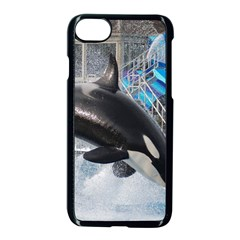 Orca 1 Apple Iphone 7 Seamless Case (black) by trendistuff