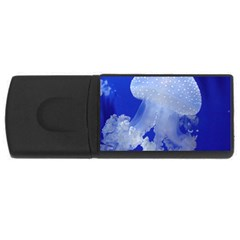 Spotted Jellyfish Rectangular Usb Flash Drive by trendistuff