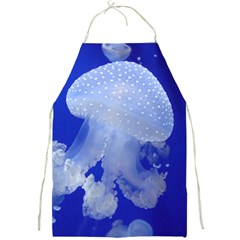 Spotted Jellyfish Full Print Aprons by trendistuff