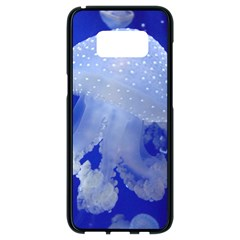 Spotted Jellyfish Samsung Galaxy S8 Black Seamless Case by trendistuff