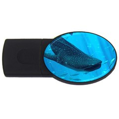 Whale Shark 2 Usb Flash Drive Oval (2 Gb) by trendistuff