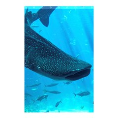 Whale Shark 2 Shower Curtain 48  X 72  (small)  by trendistuff