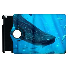 Whale Shark 2 Apple Ipad 2 Flip 360 Case by trendistuff