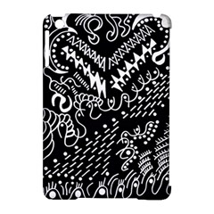 Chicken Hawk Invert Apple Ipad Mini Hardshell Case (compatible With Smart Cover) by MRTACPANS