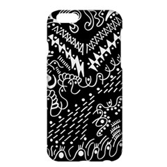 Chicken Hawk Invert Apple Iphone 6 Plus/6s Plus Hardshell Case by MRTACPANS