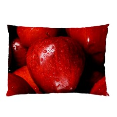 Apples 1 Pillow Case (two Sides) by trendistuff