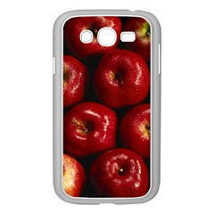 Apples 2 Samsung Galaxy Grand Duos I9082 Case (white) by trendistuff