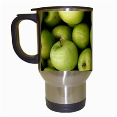 Apples 3 Travel Mugs (white) by trendistuff