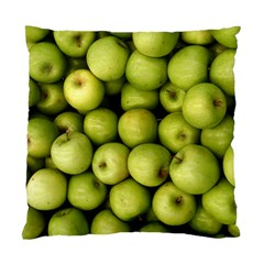 Apples 3 Standard Cushion Case (two Sides) by trendistuff