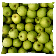 Apples 3 Standard Flano Cushion Case (one Side) by trendistuff