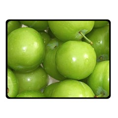 Apples 4 Double Sided Fleece Blanket (small)