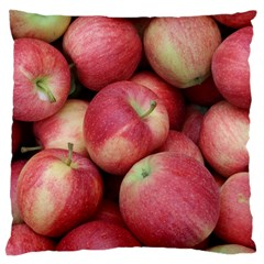 Apples 5 Large Cushion Case (one Side) by trendistuff