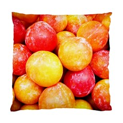 Apricots 1 Standard Cushion Case (two Sides) by trendistuff